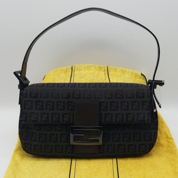Fendi Handbags -   OFFER DAY  Fendi Zucca Baguette shoulder bag 1ca48b08b247a
